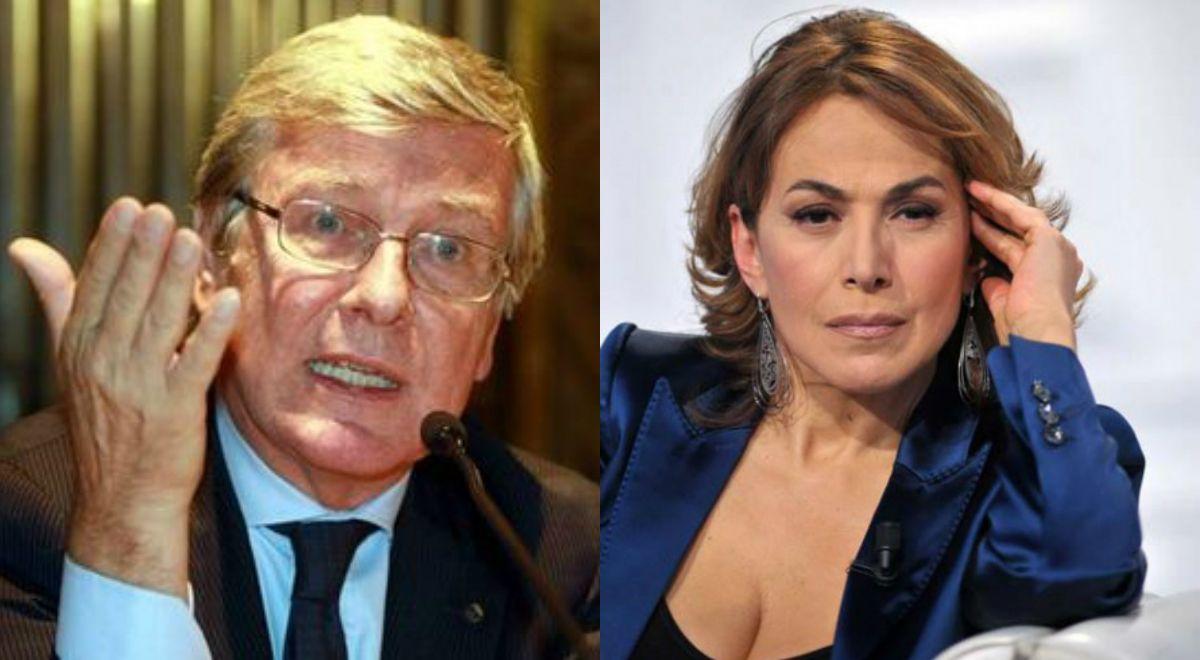 Paolo Romani vs Barbara D'Urso, insopportabile e inadeguata