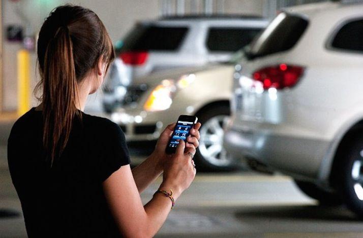 Park and Share, l'app che ti dice dove hai parcheggiato l'auto
