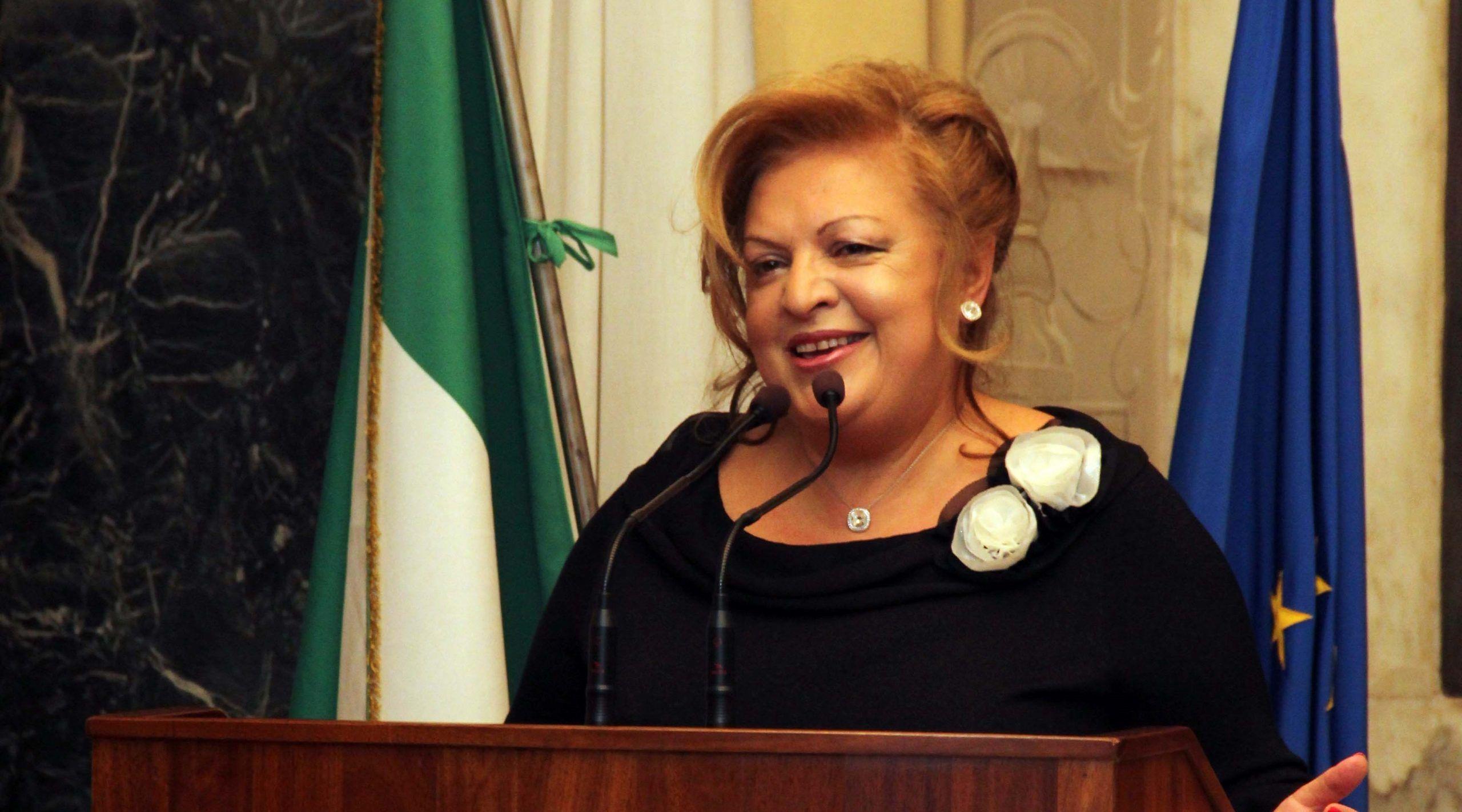 Prefetto Emilia Zarrilli
