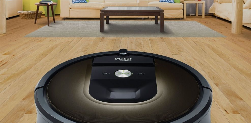 Aspirapolvere smart: Roomba 980, lo controlli con un'app