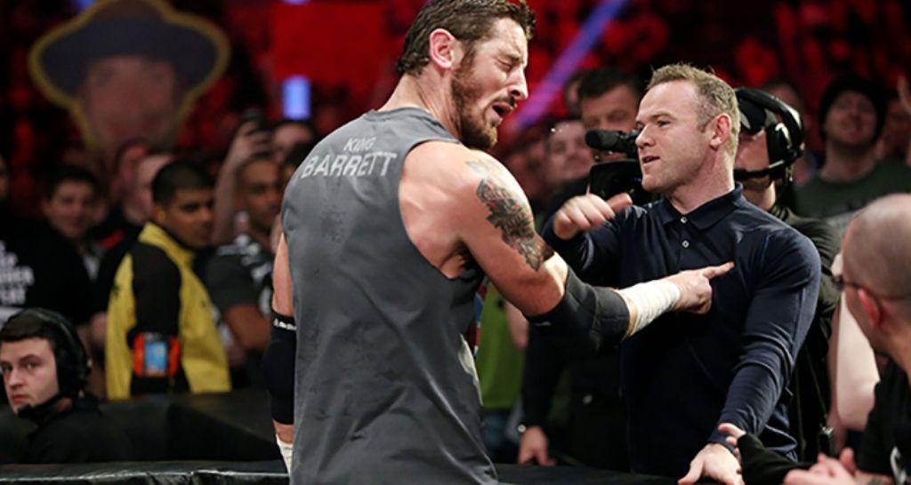 Sportivi famosi vs wrestler: da Shaq a Rooney le 10 comparse più belle