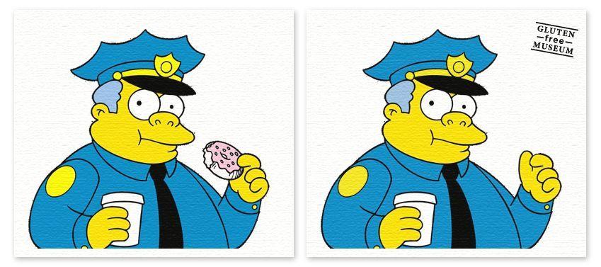 Simpson senza glutine
