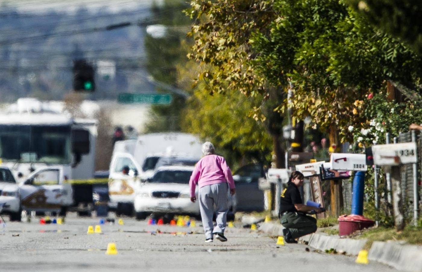 Strage California il giorno dopo a San Bernardino