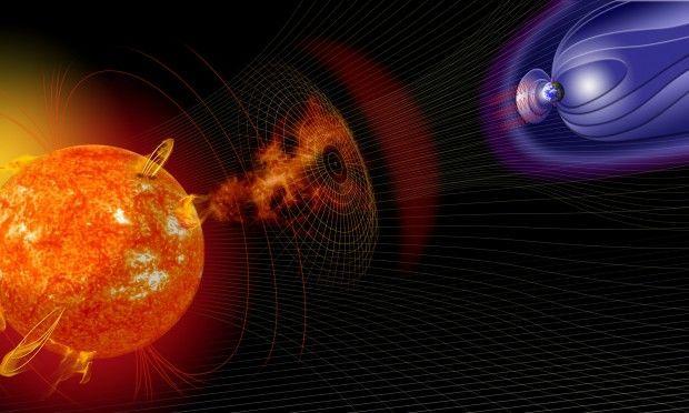 Il pericolo delle tempeste solari per la nostra civiltà hitech