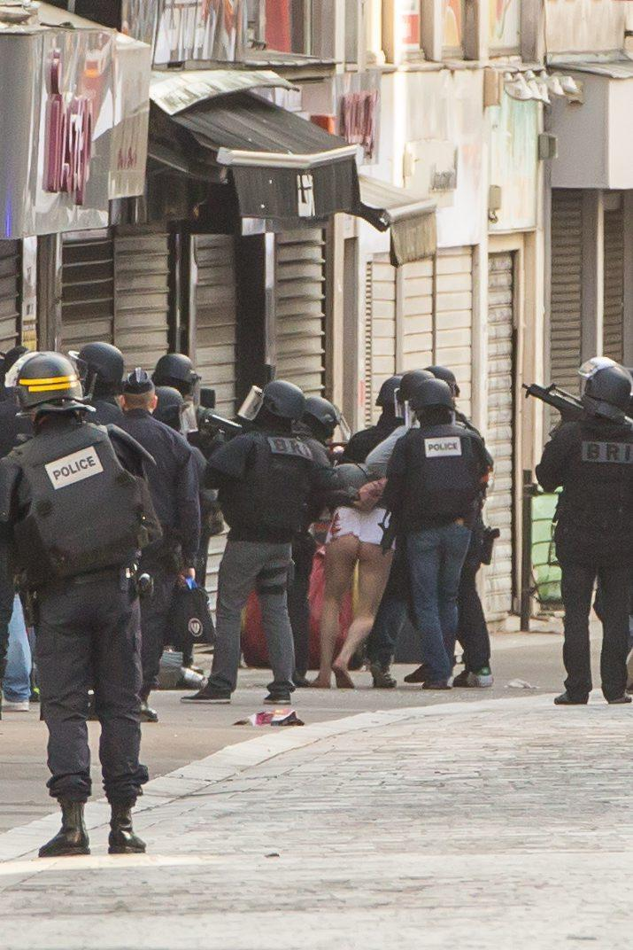 Assalto a St Denis la morte dei due terroristi