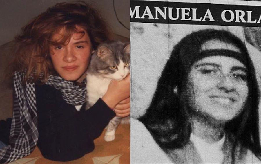 Alessia Rosati scomparsa Emanuela Orlandi
