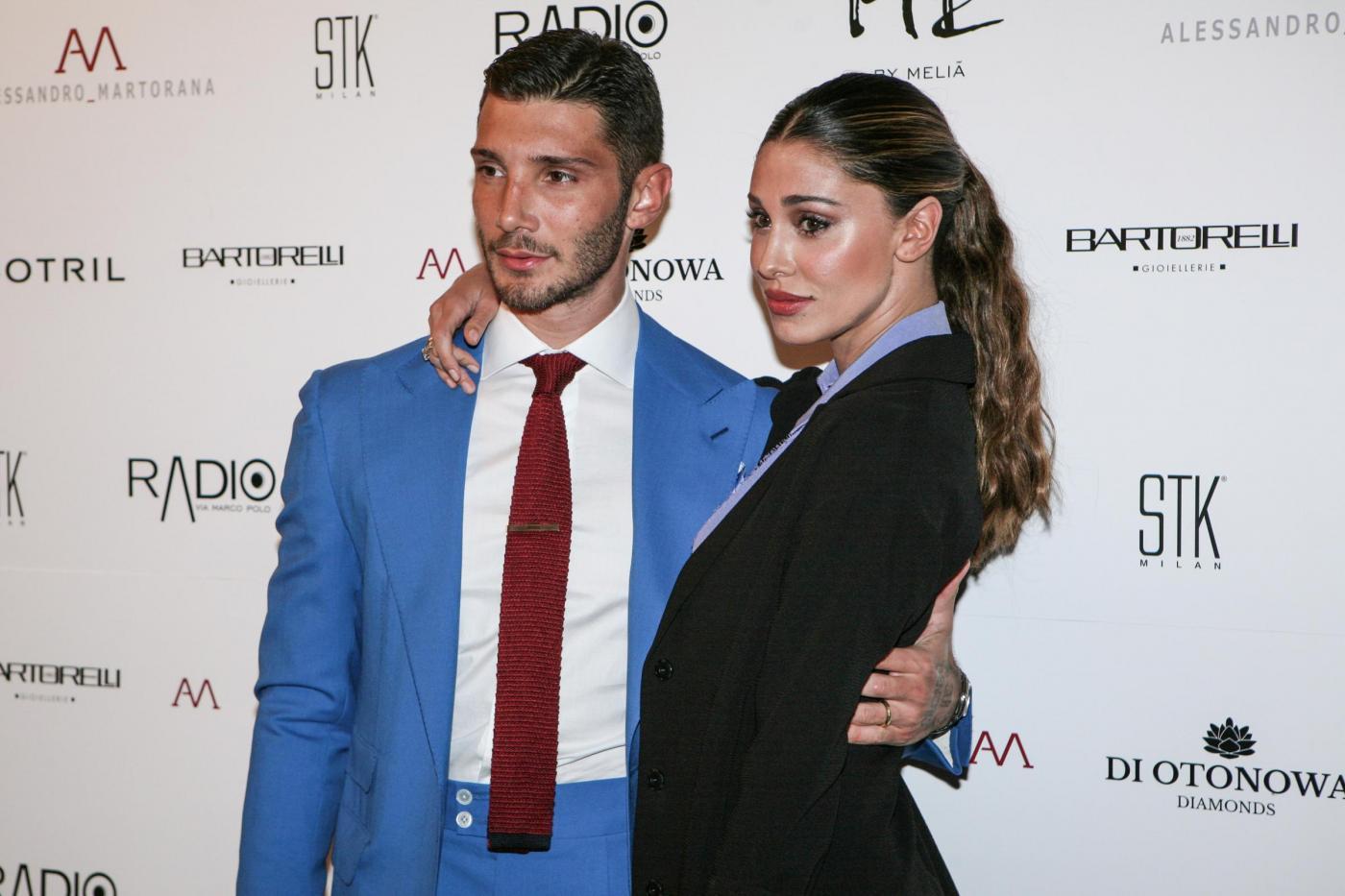 Belen e Stefano De Martino coppia