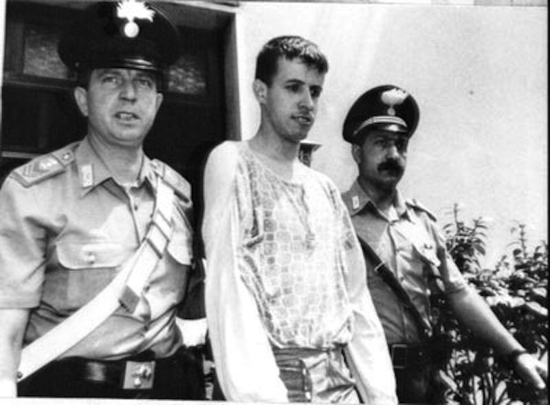 Arresto di Carlo Nicolini
