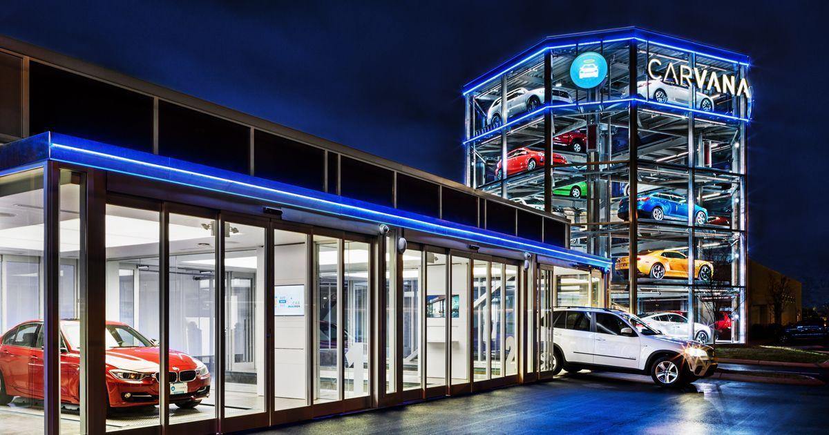 Distributore di automobili