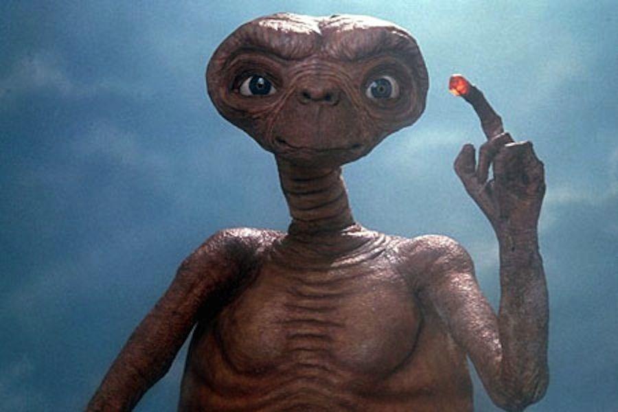 E.T. l'extra-terrestre attori frasi celebri curiosità