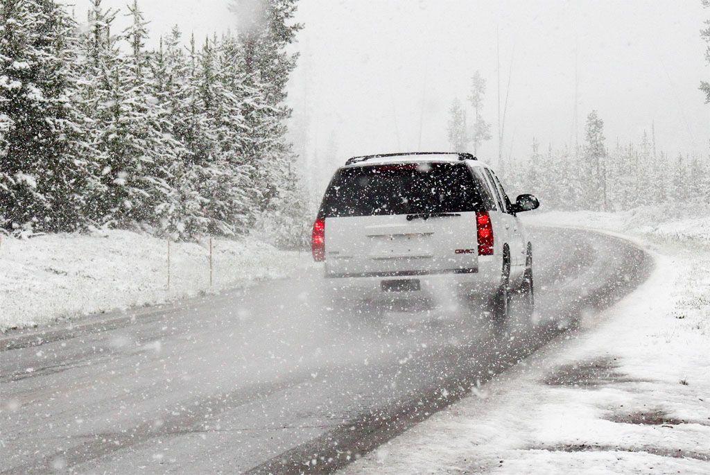 guidare in inverno