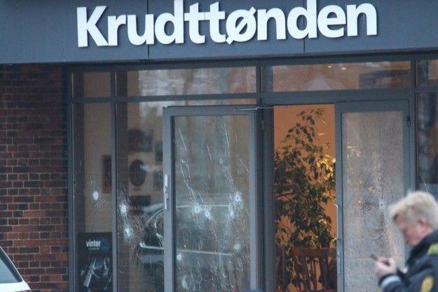 Copenhagen: caffe preso di mira