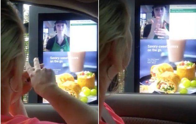 Sordomuta riesce a ordinare da Starbucks: la cameriera conosceva il linguaggio dei segni