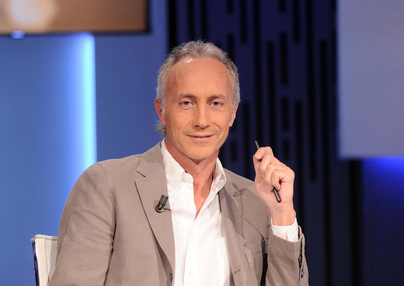 Marco Travaglio ospite in tv