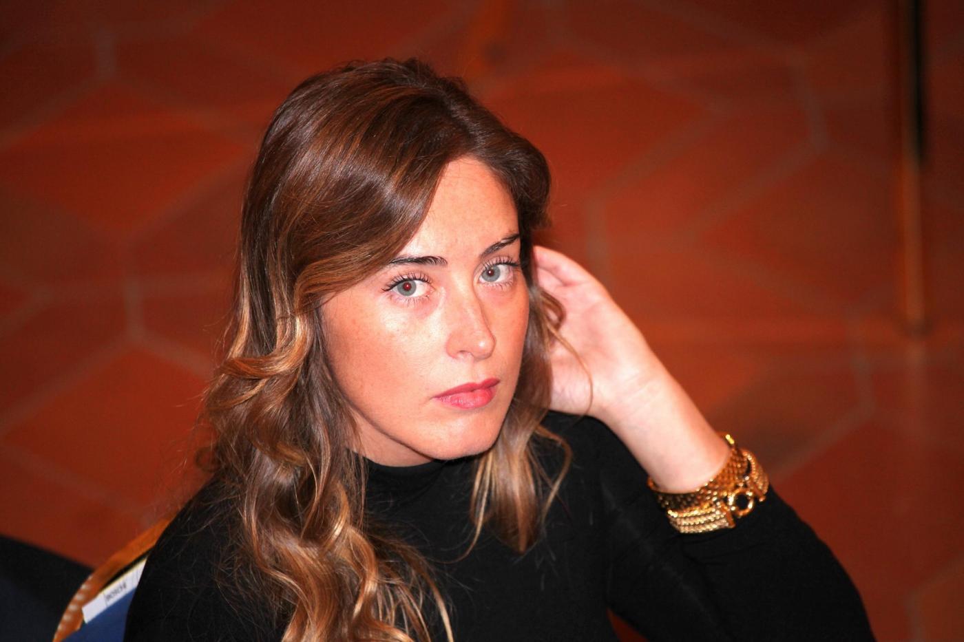 Maria Elena Boschil fidanzato