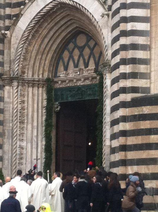 porta santa duomo di orvieto