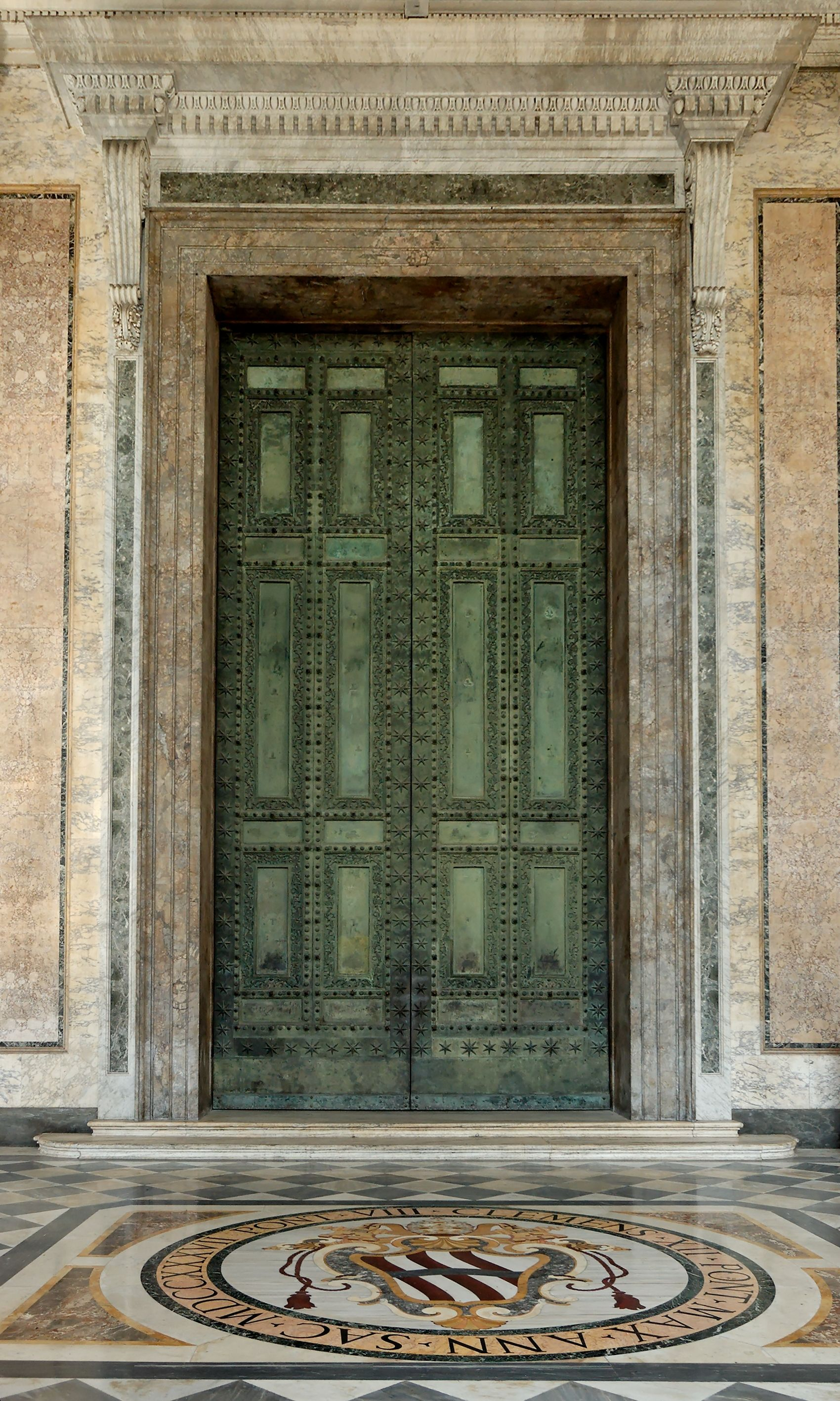porta santa san giovanni in laterano