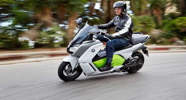 Scooter Elettrico: la batteria potrà essere cambiata dal benzinaio
