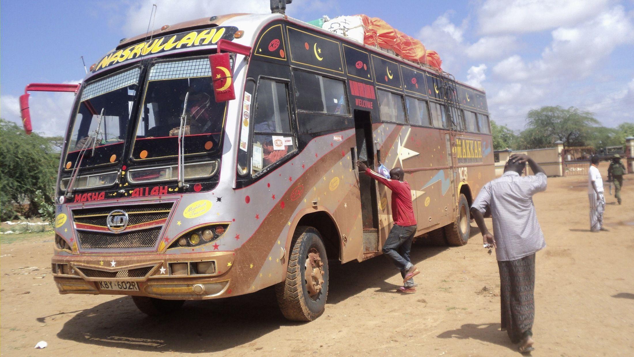 Kenya: sul bus, musulmani salvano cristiani da attacco terroristico