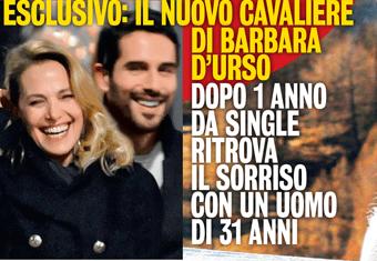 Barbara D'Urso: flirt con il ballerino Antonio Fiore
