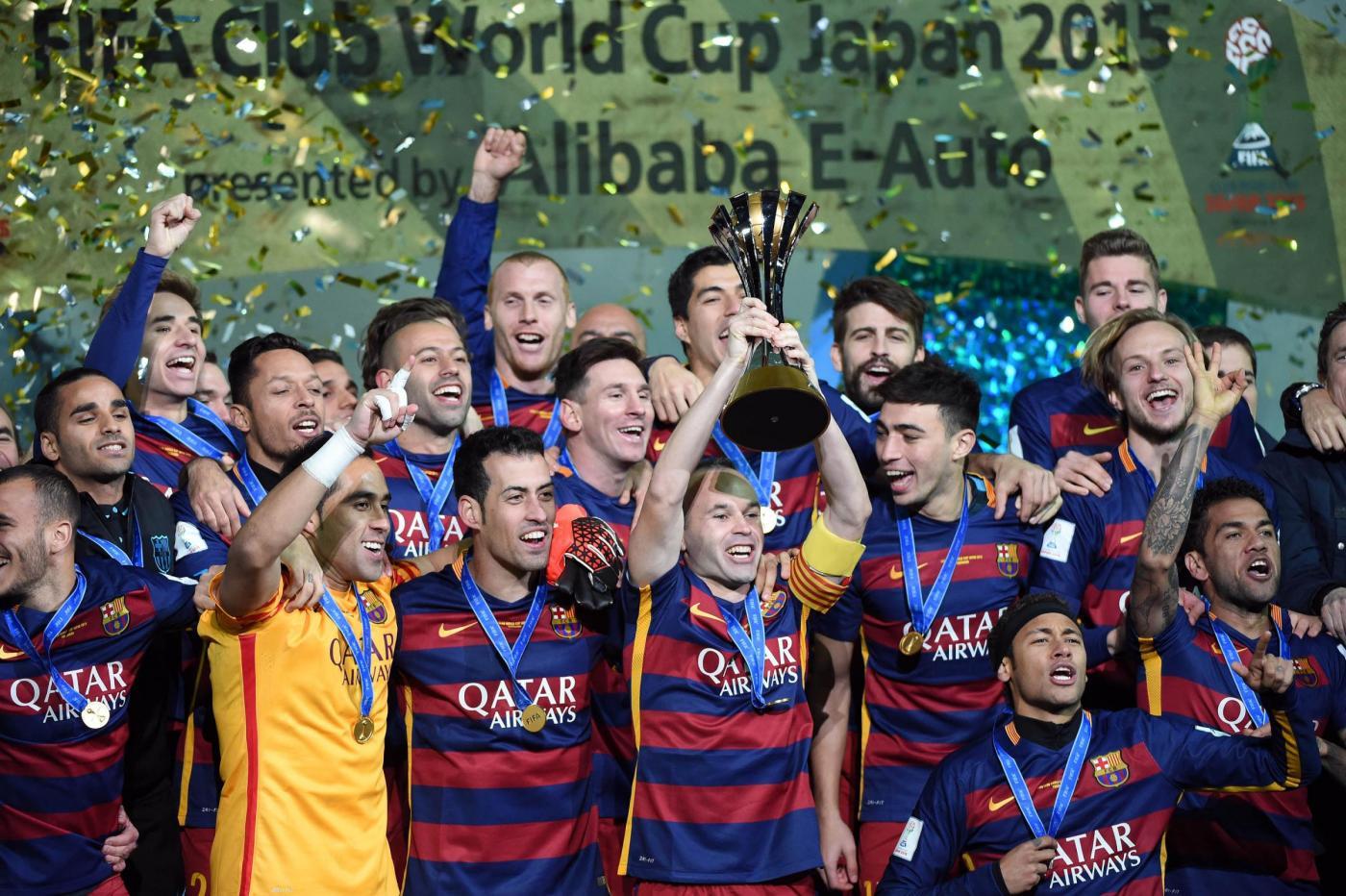 Finale Mondiale per Club: Barcellona vs River Plate