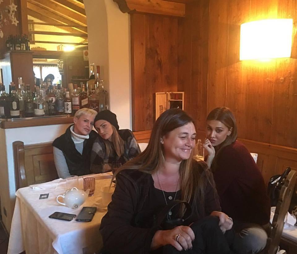 Belén Rodriguez news: i gossip post separazione, tra Marco Borriello e Christian Vieri