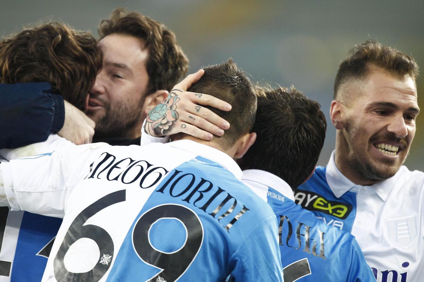 Chievo Verona Atalanta