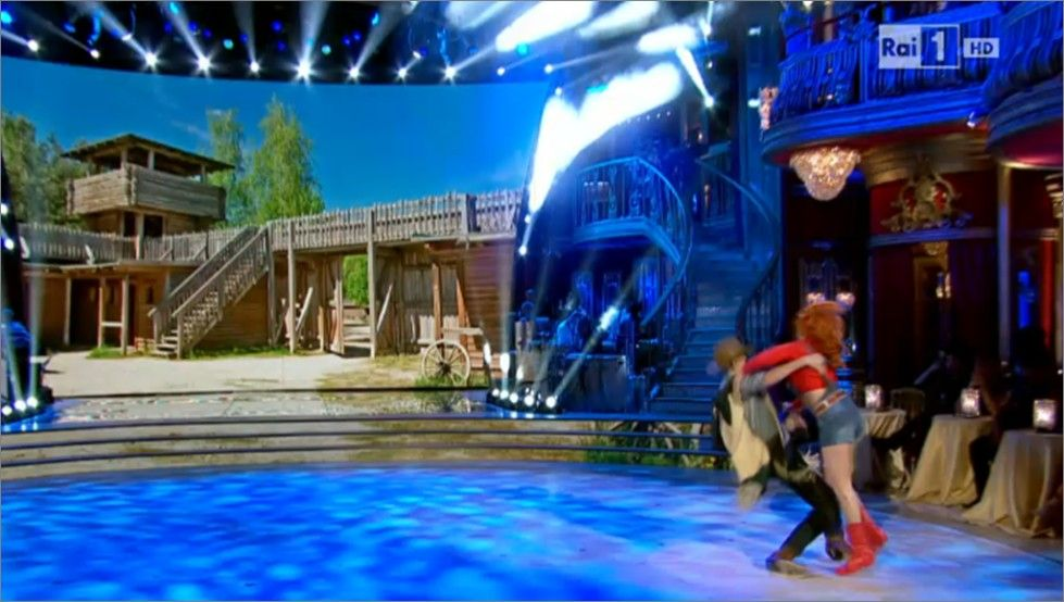 Enzo Miccio caduta Ballando con le stelle 10
