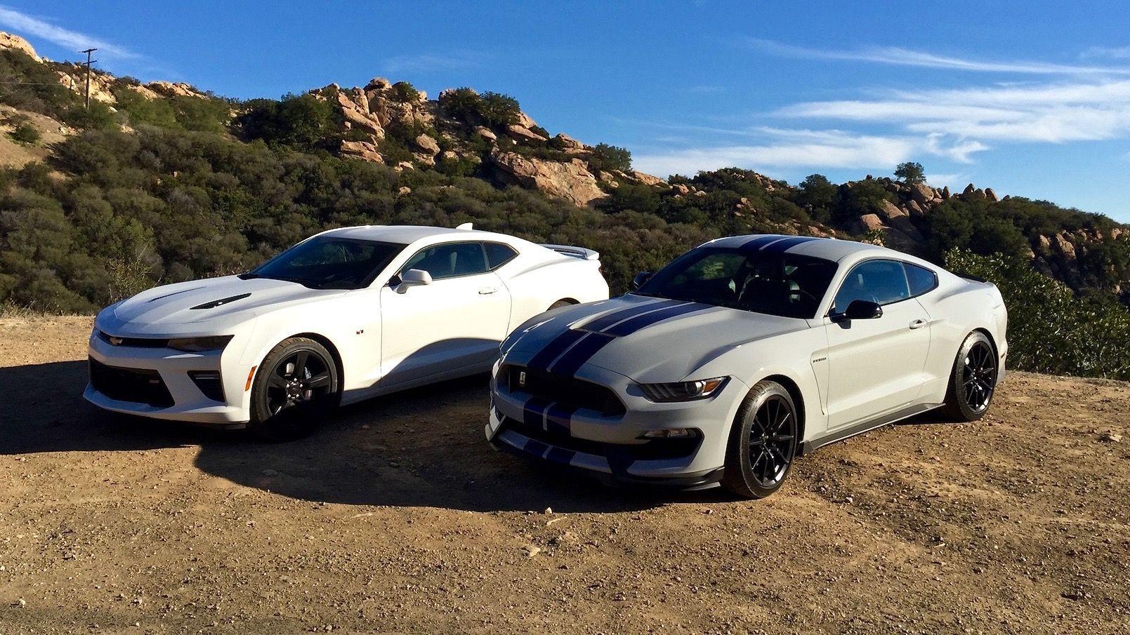 Ford contro Chevrolet