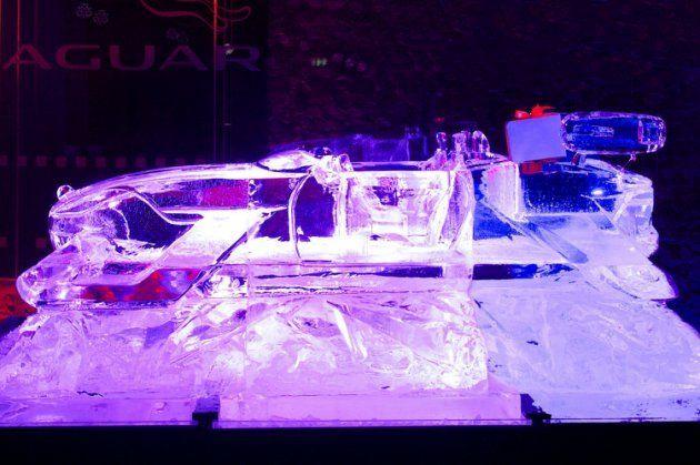 Jaguar F-Sleigh: la nuova slitta di Babbo Natale