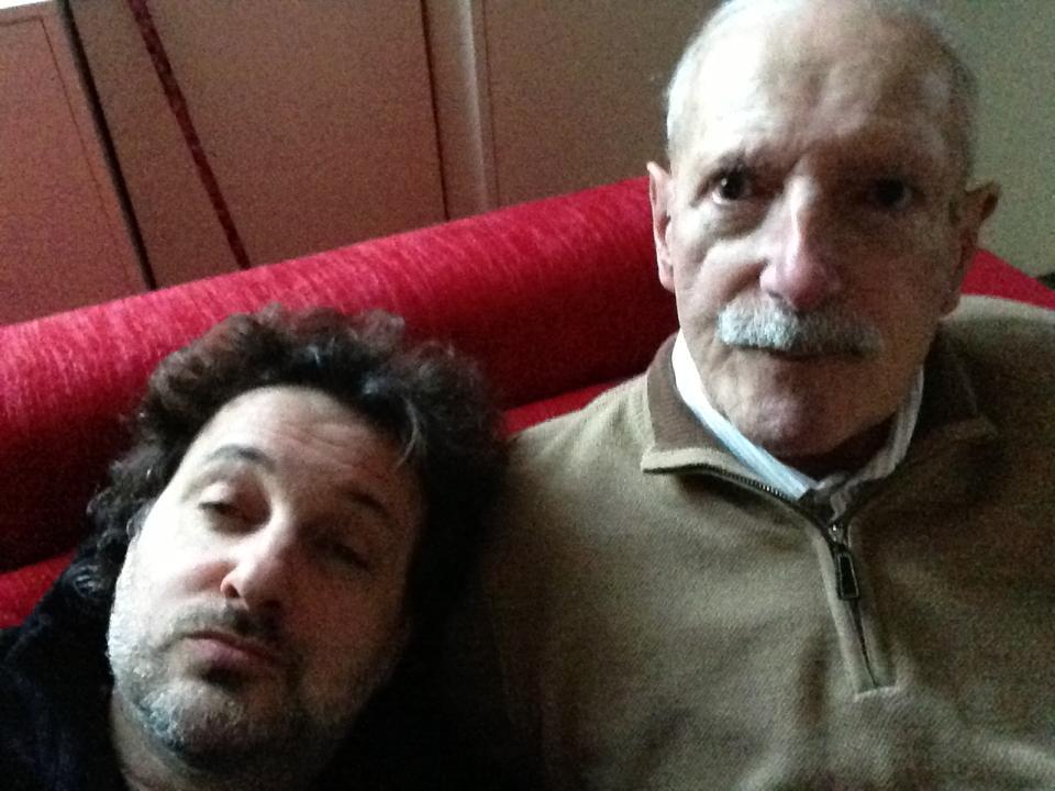Lutto per Leonardo Pieraccioni: è morto a 81 anni il padre Osvaldo