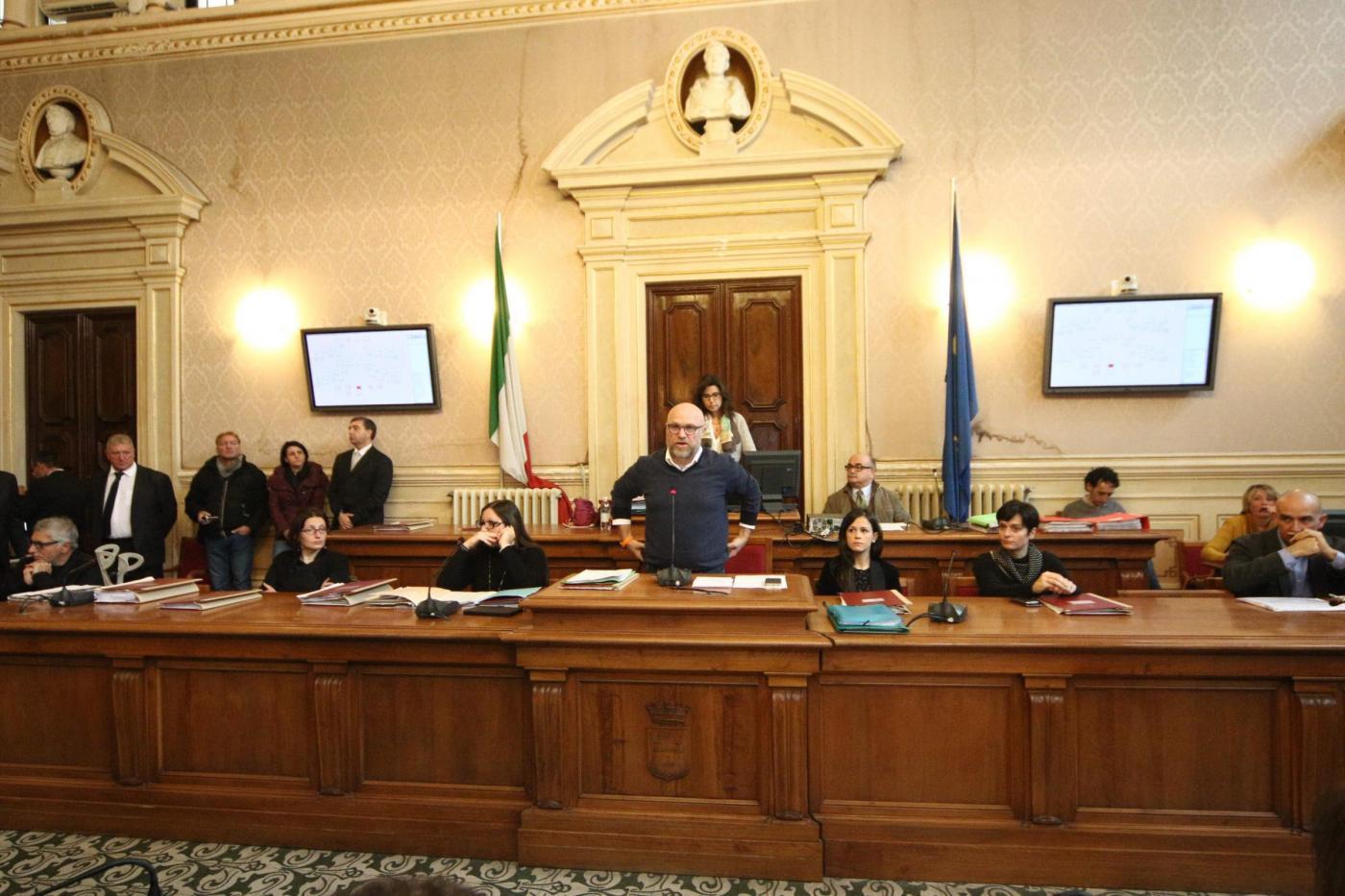 Livorno giunta del sindaco Nogarin