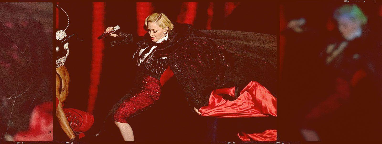 Madonna cade