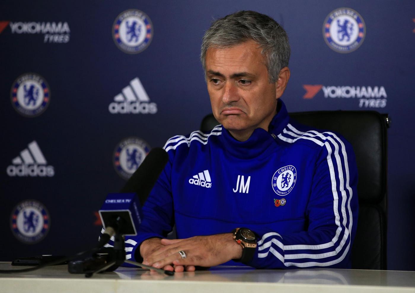 Soccer Jose Mourinho File Photo