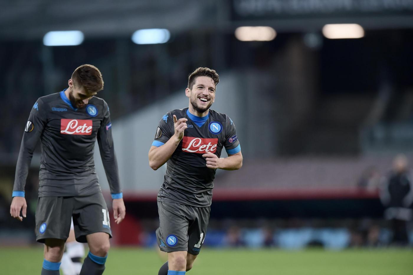 Napoli-Besitkas, la sfida di Champions League ai raggi X
