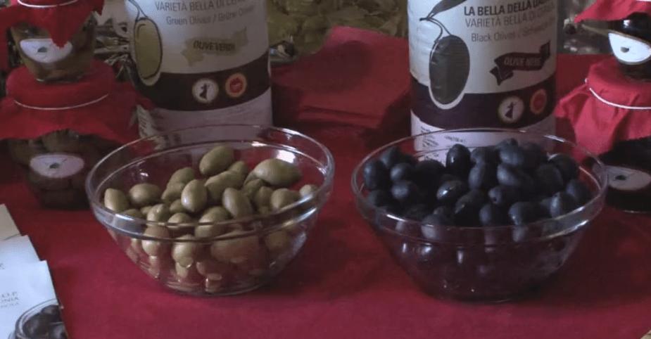 Olive di Cerignola