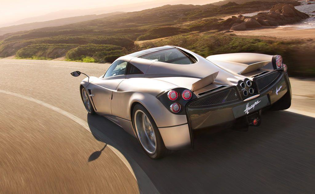Pagani Huayra: in vendita il primo modello