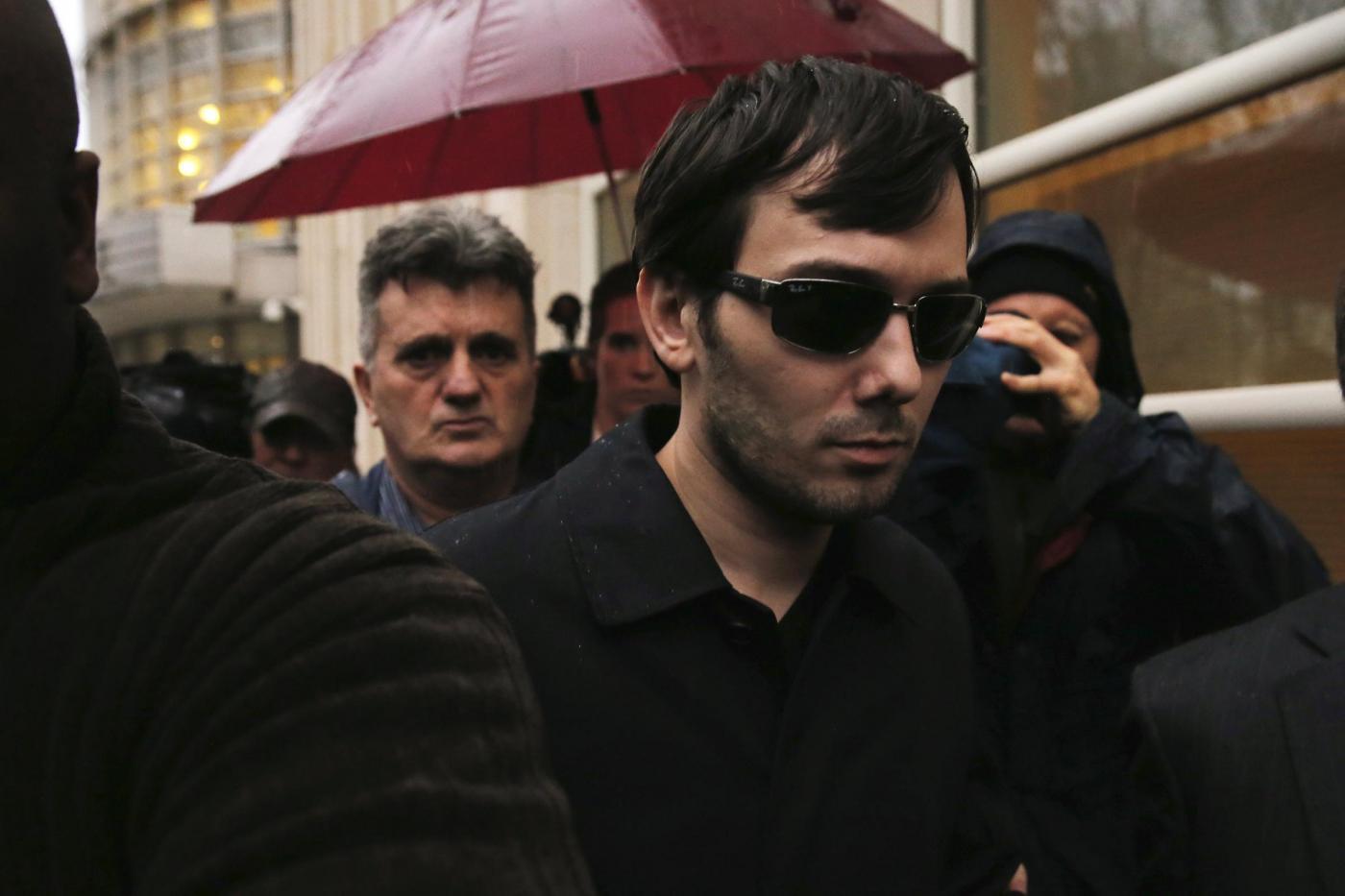 Usa, arrestato ex manager di hedge fund Martin Shkreli