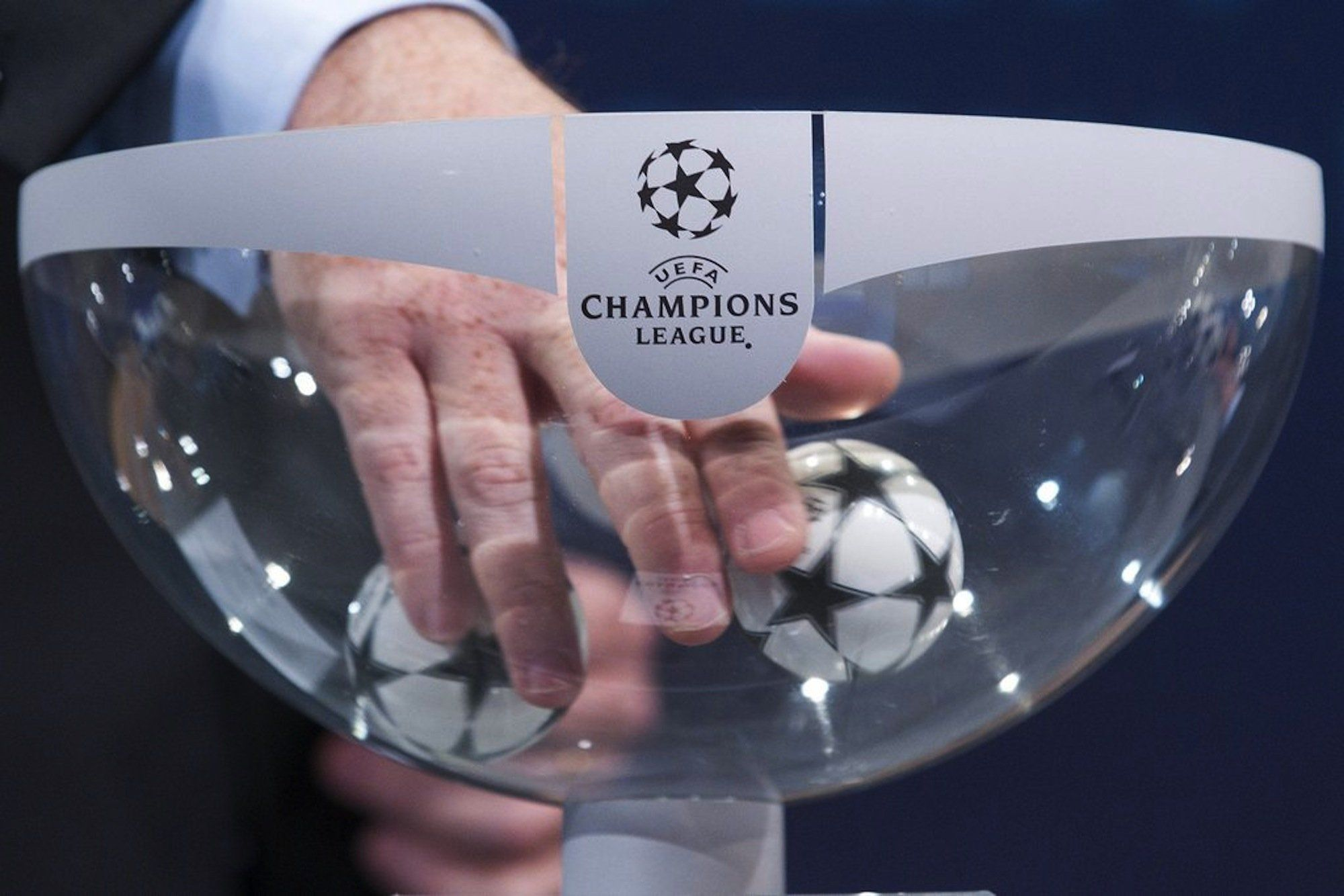 Sorteggi Champions League 2016: Juventus-Bayern, Roma-Real Madrid