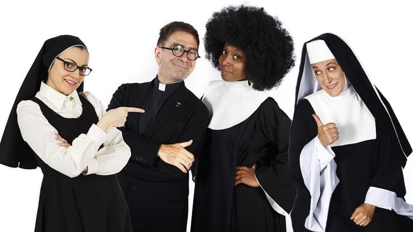 Suor Cristina in 'Sister Act': a un anno da The Voice of Italy arriva il debutto nel musical