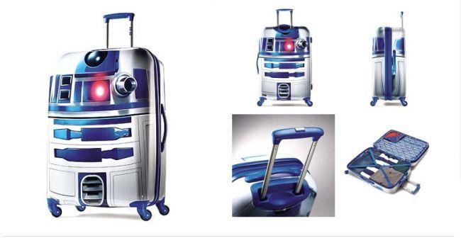 Valigia R2 D2