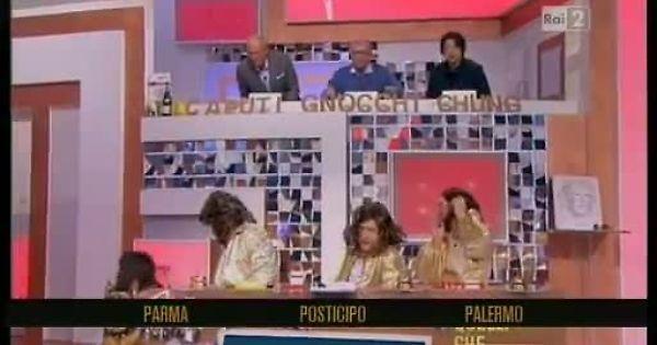 Victoria Cabello cade a Quelli che il calcio