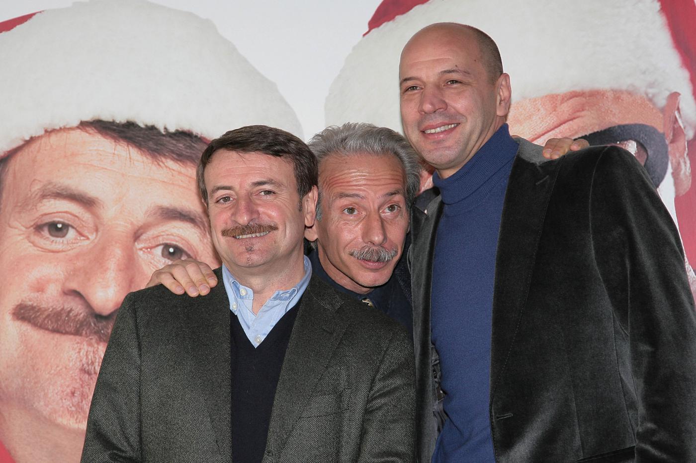 Aldo Giovanni e Giacomo nuovo film Natale 2016