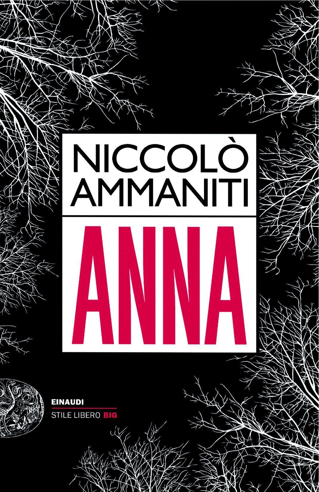 anna, cover libro ammaniti