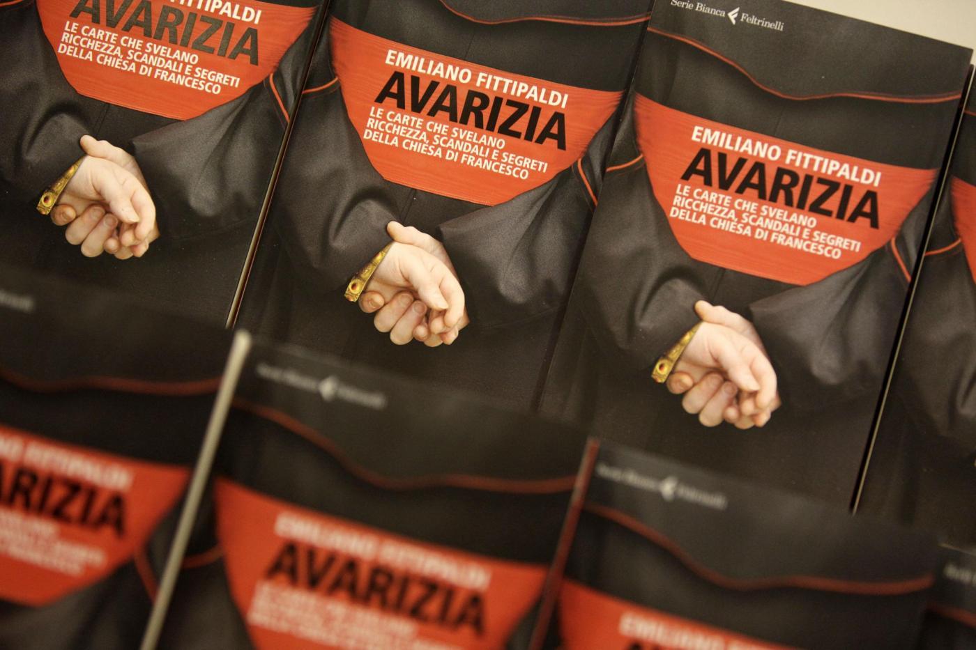 Avarizia, il libro di Emiliano Fittipaldi racconta gli scandali della chiesa di Francesco