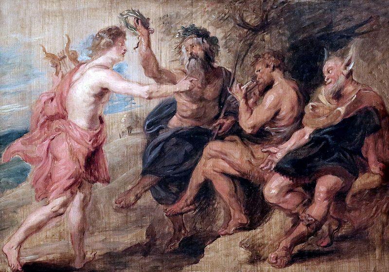 Che dio greco sei? Il test per scoprirlo