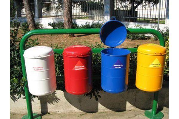RecycleBot, pattumiera smart che riconosce il materiale dei rifiuti