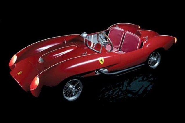 Modellino Ferrari 250