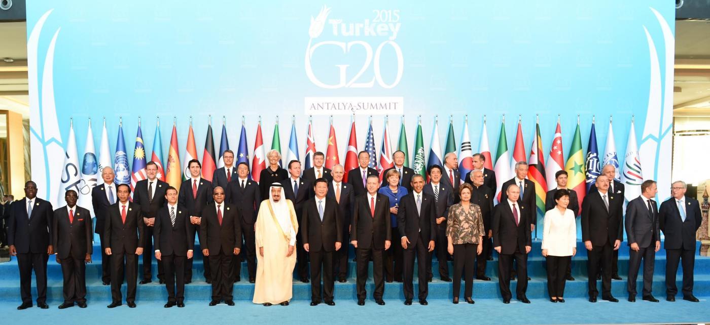 Antalya, Summit G20