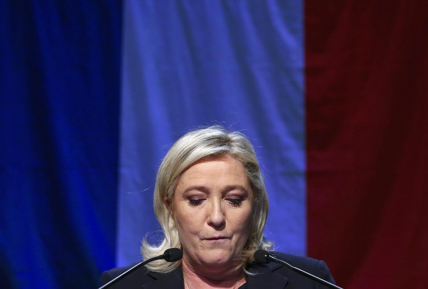 Elezioni regionali in Francia, tonfo del Front National: sconfitta Marine Le Pen